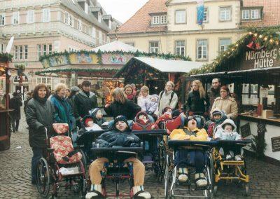 Ausflug zum Weihnachtsmarkt